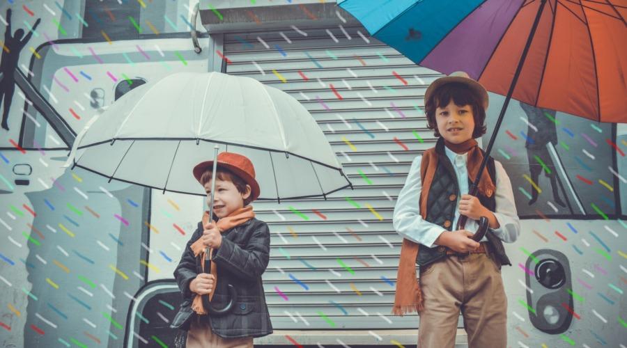 カスタム傘・折畳み傘・ビニール傘
